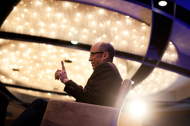 Image: Twitter CEO Dick Costolo