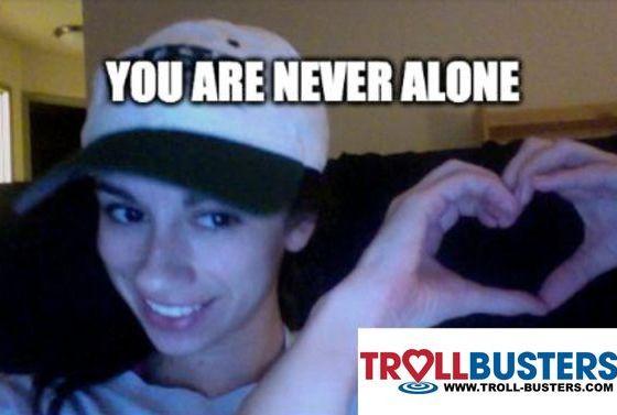 TrollBusters meme